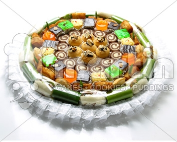 Nampan Kue (S)